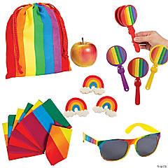 Rainbow Bags Kit for 12