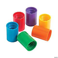 Rainbow Color Twister Tubes