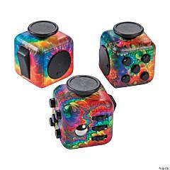 Rainbow Fidget Busy Blocks