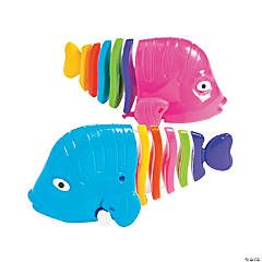 Rainbow Fish Wind-Ups PDQ
