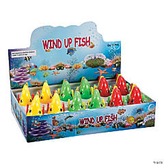 Rainbow Fish Wind-Ups