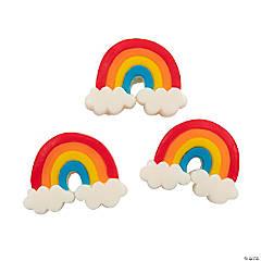 Rainbow Gummy Candies