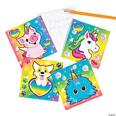 Rainbow Magic Notepads