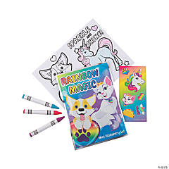 Rainbow Magic Stationery Sets