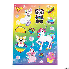 Rainbow Magic Sticker Sheets