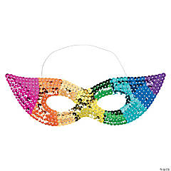 Rainbow Masks