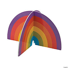 Rainbow Party Centerpiece