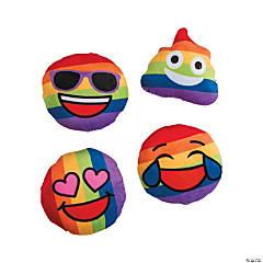 Rainbow Plush Emojis