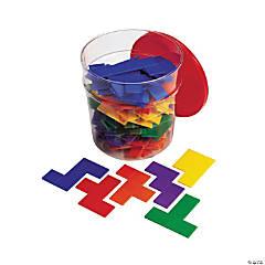 Rainbow™ Premier Pentominoes, 72/pkg