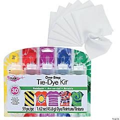 Rainbow Tie-Dye Bandana Kit for 24
