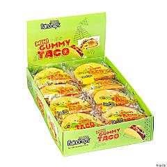 Raindrops Mini Gummy Tacos