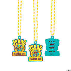 Rainforest VBS Beaded Necklaces
