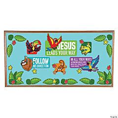 Rainforest VBS Bulletin Board Set