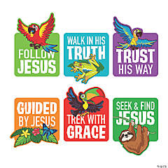 Rainforest VBS Cutouts