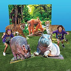 Rainforest VBS Decorating Kit