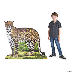 Rainforest VBS Leopard Stand-Up