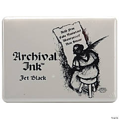 Ranger Archival Ink Jumbo Ink Pad #3-Jet Black
