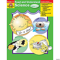 Read and Understand Science Book, Grades 1-2