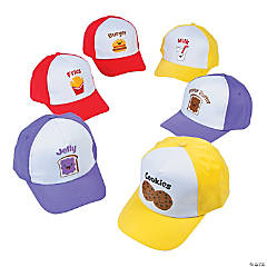Reading Buddy Baseball Caps