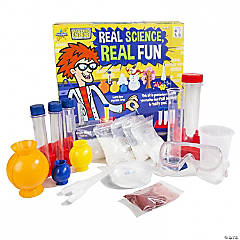 Real Science, Real Fun Science Kit, 43 Activities
