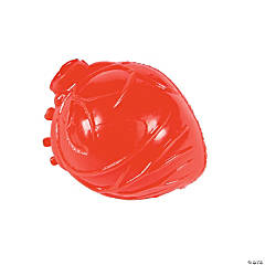 Realistic Heart Splat Toys