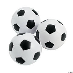 Realistic Soccer Ball Stress Balls