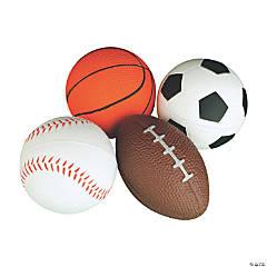 Realistic Sport Stress Balls
