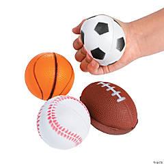 Realistic Sports Stress Balls PDQ