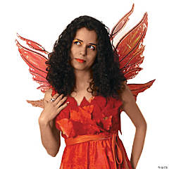Red Azarelle Wings