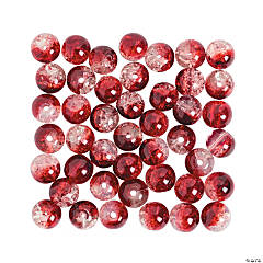 Red Beads - 8mm