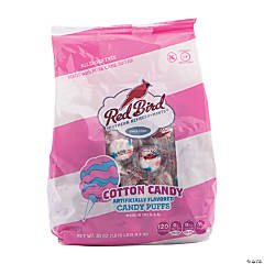 Red Bird® Cotton Candy Soft Puff Candies