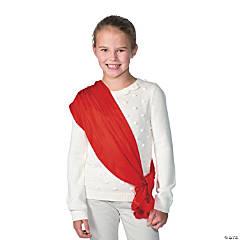 Red Costume Belt/Sash