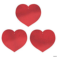 Red Heart Decorations