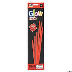 Red Preferred Glow Jewelry Sticks - 6 Pc.
