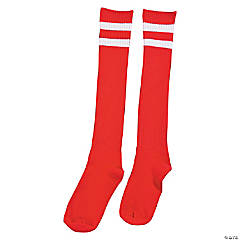 Red Team Spirit Knee-High Socks