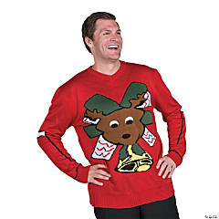 410a1d3994 Red Ugly Christmas Sweater