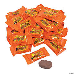 Reese's<sup>®</sup> Peanut Butter Pumpkins Chocolate Candy