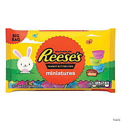 Reese's® Mini Peanut Butter Cups Pastel Easter Candy