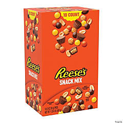 REESE'S Snack Mix, 2 oz, 10 Count