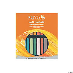 Reeves Soft Pastel Set of 24