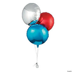 Refillable Mylar Balloons