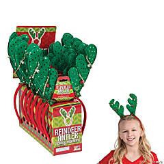 Reindeer Antler Headbands