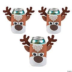 Reindeer Can Sleeves