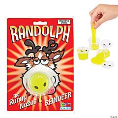 Reindeer Runny Nose Slime