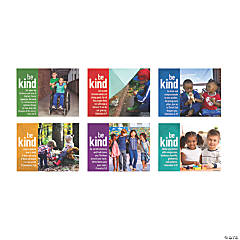 Religious Be Kind Posters