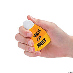 Religious Candy Corn Stress Toys