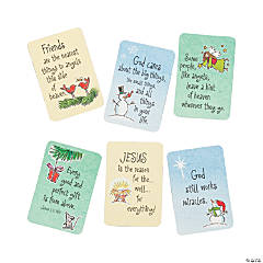Religious Christmas Magnets