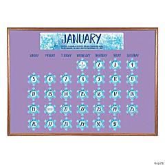 Religious Classroom Bulletin Board Calendar
