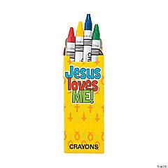 Religious Crayons