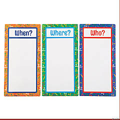Religious Do You Know Dry Erase Poster Set